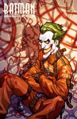 Joker Arkhamverse Dc Database Fandom Powered By Wikia
