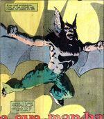 Man-Bat flies for Justice