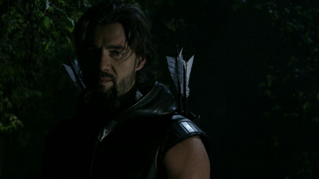 Dark Archer Smallville