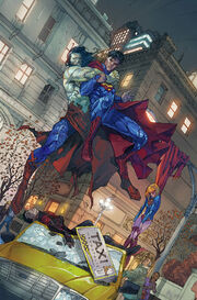 Superman Vol 3 14 Textless