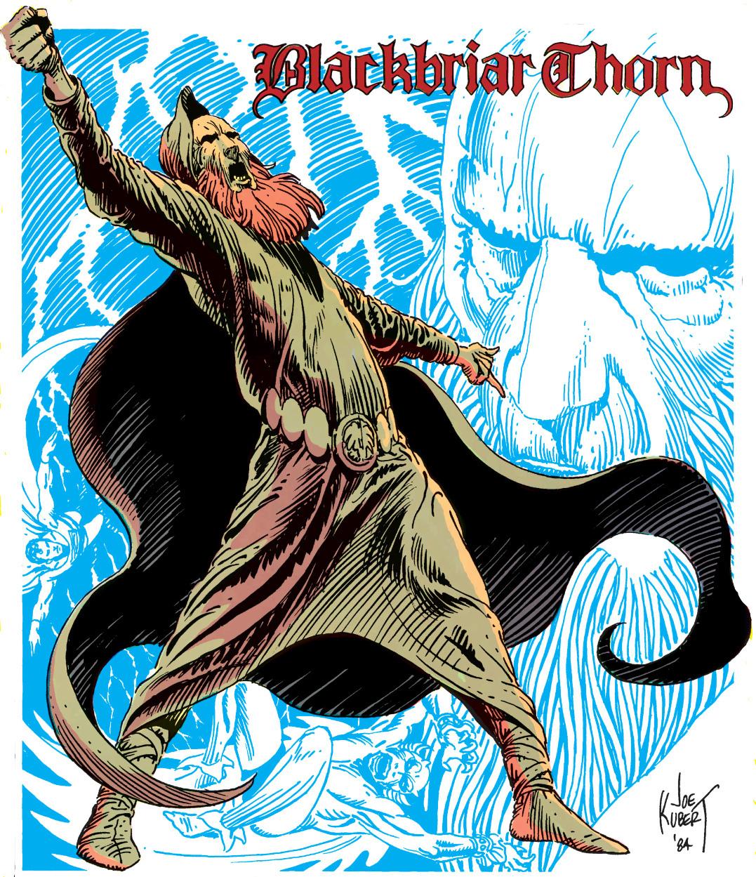 Blackbriar Thorn 001