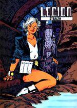 Stealth, officer of L.E.G.I.O.N.