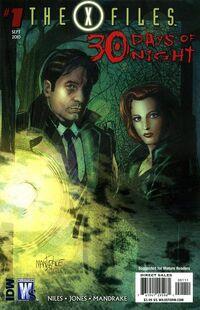 X-Files - 30 Days of Night Vol 1 1