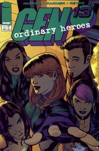 Gen 13 Ordinary Heroes Vol 1 1