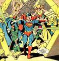 Justice League International in Millenium 001
