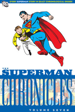 Cover for the Superman Chronicles Vol. 7 Trade Paperback