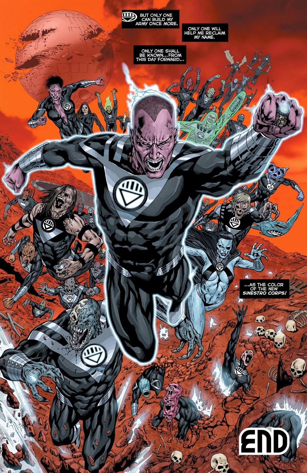 Black Lantern Corps | DC Database | FANDOM powered by Wikia