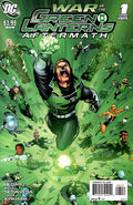 War of the Green Lanterns Aftermath Vol 1 1 Variant