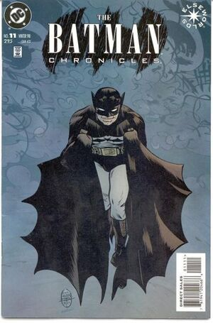 Cover for Batman Chronicles #11 (1998)
