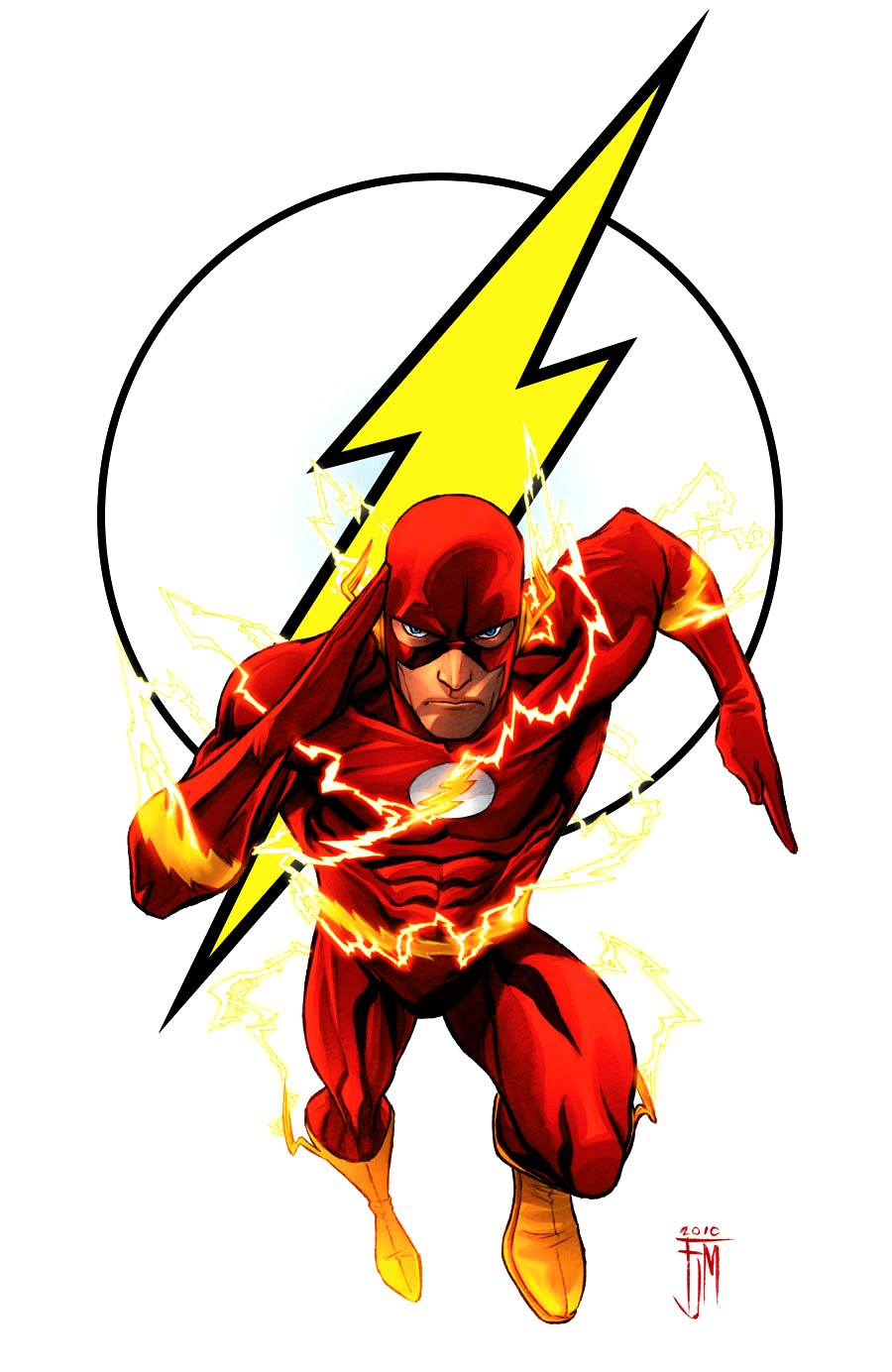 Flash  Barry Allen    ...