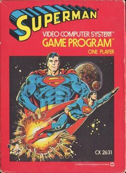 Superman Atari 2600
