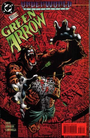 Cover for Green Arrow #103 (1995)