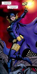 The rightful Batgirl