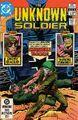 Unknown Soldier Vol 1 266