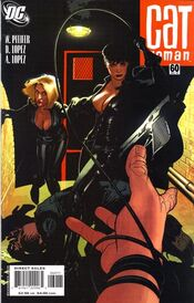 Catwoman Vol 3 60