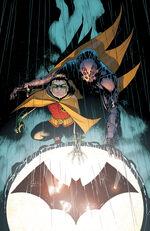 Batman and Robin Vol 2 5 Textless