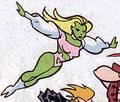 Brainiac's Daughter DCAU 001