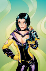 Phantom Lady Vol 1 1 Textless