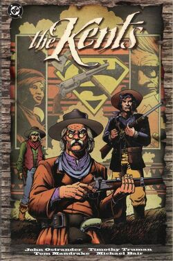 Cover for the The Kents Trade Paperback