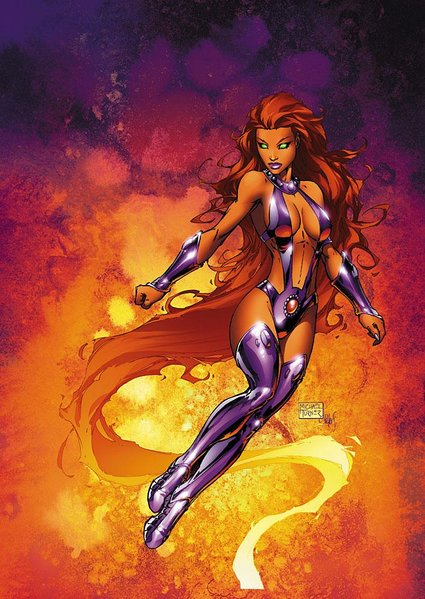 Image result for Starfire