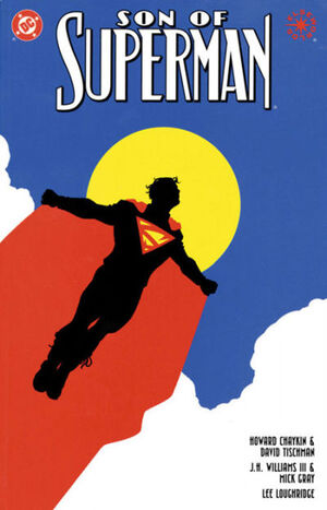 Cover for Son of Superman #1 (1999)