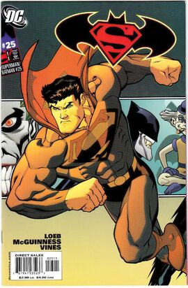 Superman Cover (left side)