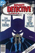 Detective Comics 472