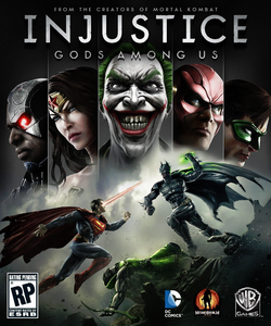 Injustice Cover