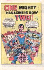 Superboy Legion Advert 01