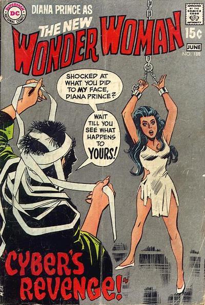 Wonder Woman Vol 1 188 - DC Database - FANDOM powered by Wikia