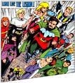 Legion of Super-Heroes Castles in the Air 001