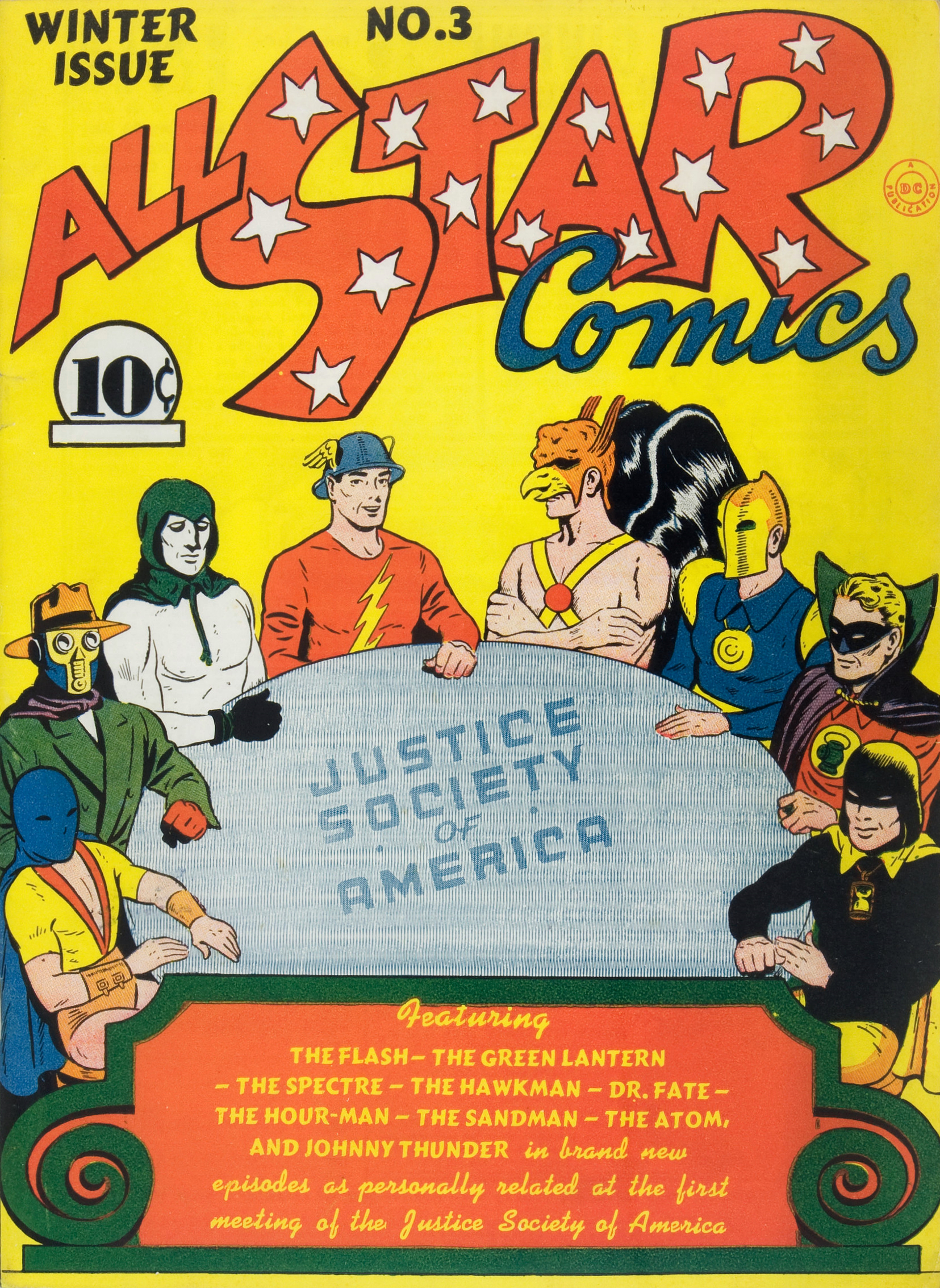 Image result for all-star comics