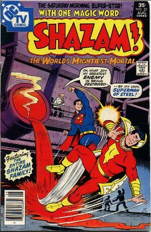 Cover for Shazam #30 (1977)