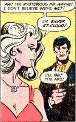 Bruce meets Silver St. Cloud