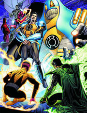 Sinestro Corps leadership