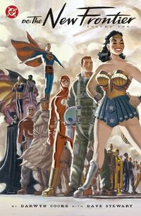 DC New Frontier Vol 1 TP