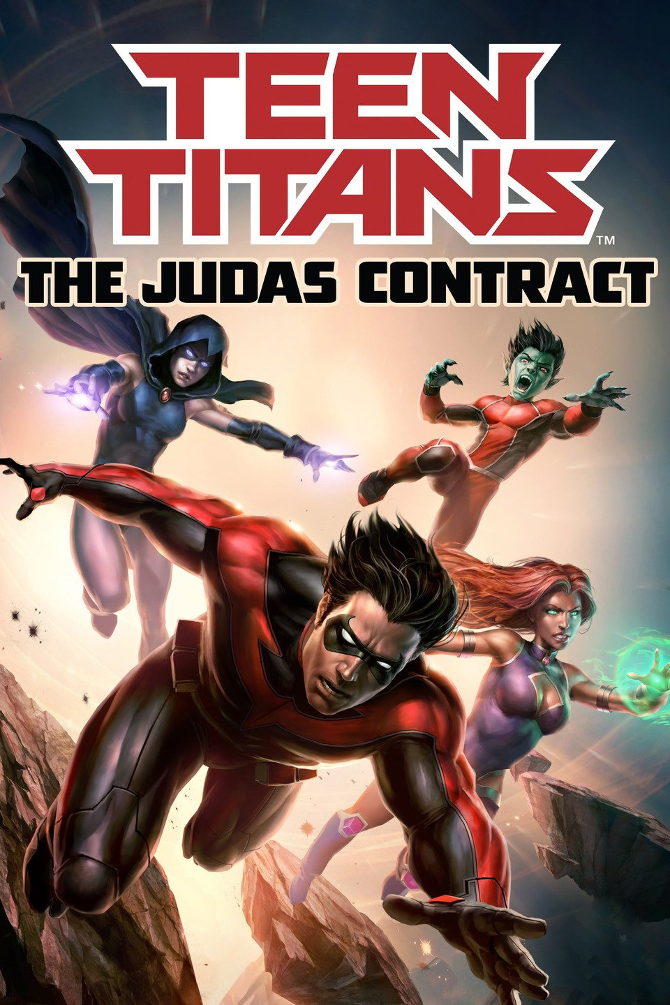 Teen Titans: The Judas Contract - Wikipedia