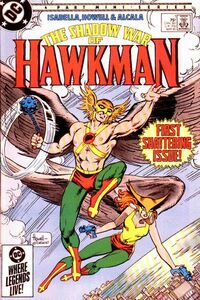Shadow War of Hawkman 1