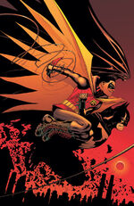 Batman and Robin Vol 2 18 Solicit