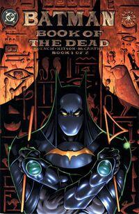 Batman Book of the Dead 1