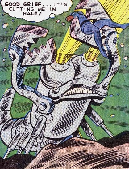 Scorpion (Earth-Four) 0001