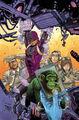 Teen Titans Vol 5 2 Textless