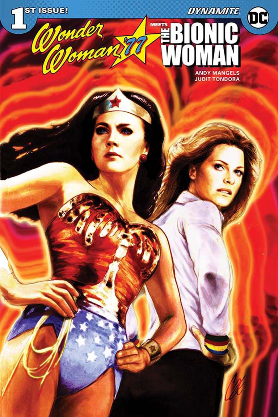 Wonder Woman '77 Meets the Bionic Woman Vol 1 | DC ...