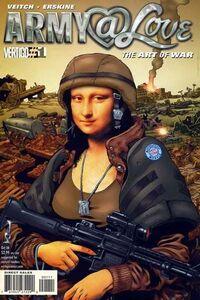Army at Love the Art of War Vol 1 1