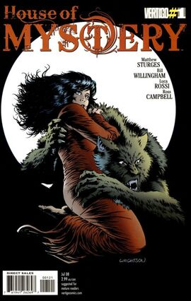 Bernie Wrightson Cover