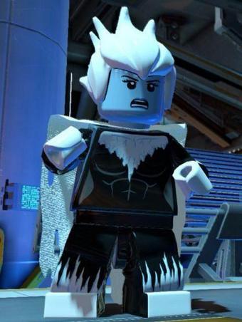 Caitlin Snow Lego Batman Dc Database Fandom Powered