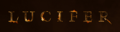 Lucifer (TV Series) Logo 001