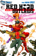 Red Hood and the Outlaws Vol 1 1