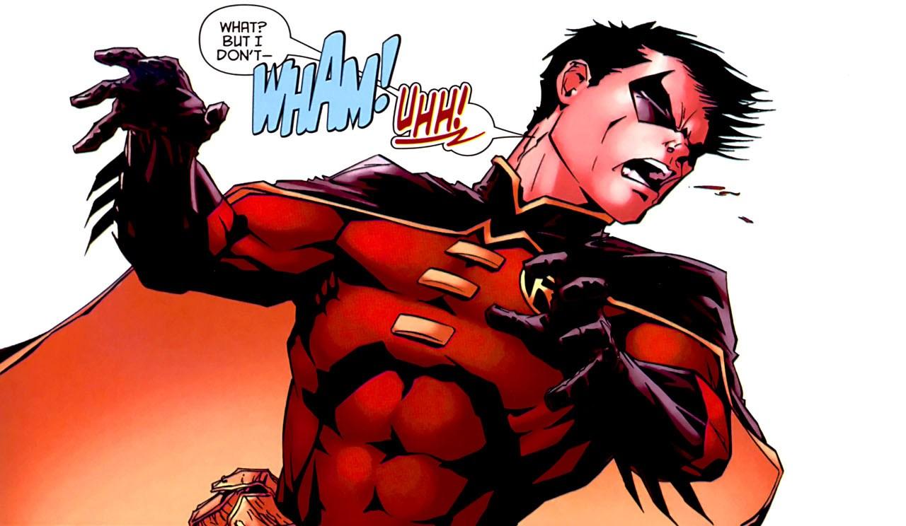 Red Robin Tim Drake New 52
