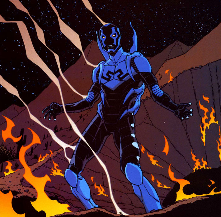 Image result for Blue Beetle (Jaime Reyes